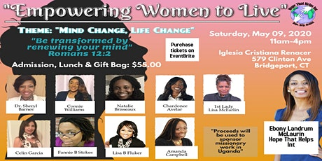 Empowering Women to Live tickets