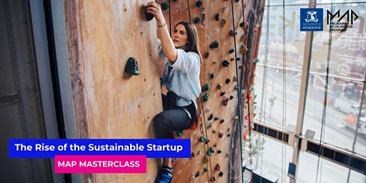MAP Masterclass: Exploring the rise of sustainable startups