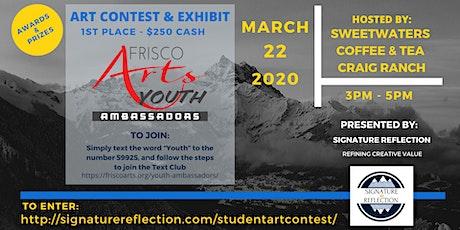 Frisco Arts Youth Contest & Exhibition tickets