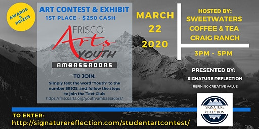 Frisco Arts Youth Contest & Exhibition