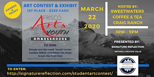 Frisco Arts Youth Contest & Exhibition