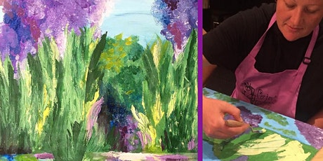 Paint Like Monet (Dine In) tickets