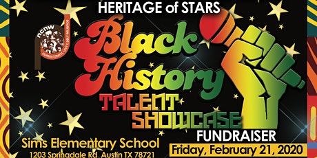 NCNW Black History Talent Showcase tickets