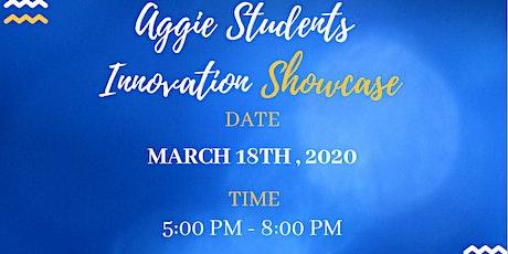 Aggie Innovation Showcase tickets