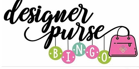 Designer Purse Bingo & Tricky Tray tickets
