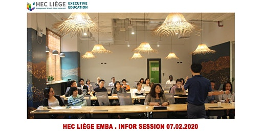 [HANOI] HEC Liège EMBA Infor Session 07.02.2020