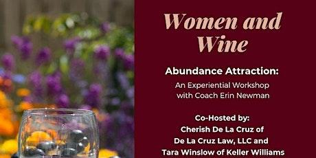Abundance Attraction - An Experiential Workshop tickets