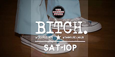 BITCHcomedy - Jamie Kennedy; Fahim Anwar; Chaute Wayans @10p tickets