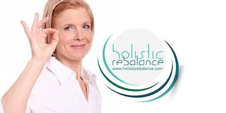 The Holistic Rebalance Workshop tickets
