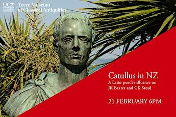 Catullus in New Zealand tickets