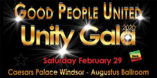 Good People Unity Gala at Caesars Palace Windsor