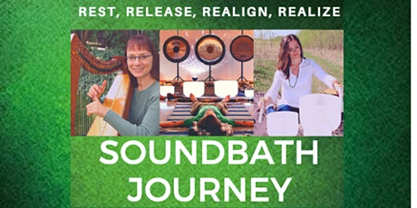 Soundbath Journey YEG March tickets