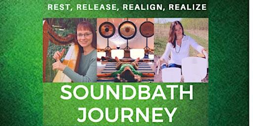 Soundbath Journey YEG March