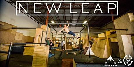 New Leap: Fundraiser and Showcase tickets