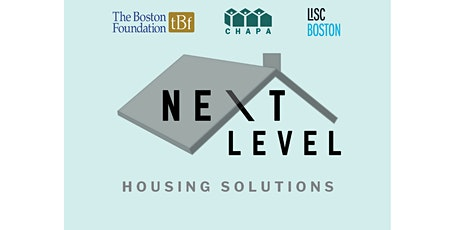 Next Level Housing Solutions Symposium * Postponed due to COVID-19 * tickets