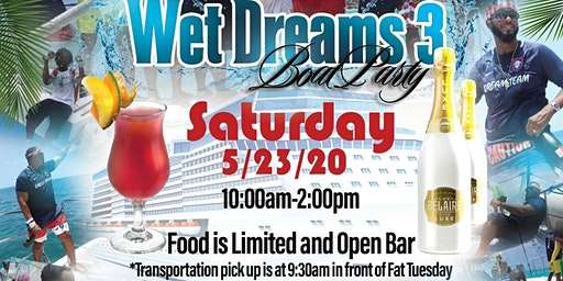 DreamTeam presents:Wet Dreams 3