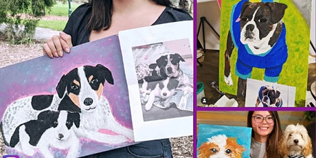 Paint your Dog (BYO) tickets