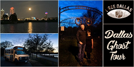 Friday the 13th Dallas Ghost  and Spooky History Tour tickets