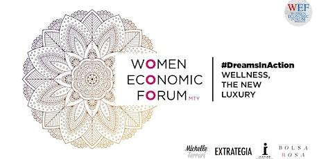 Women Economic Forum Monterrey entradas