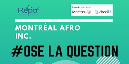 Cocktail & Projection ''Montréal Afro Inc.''