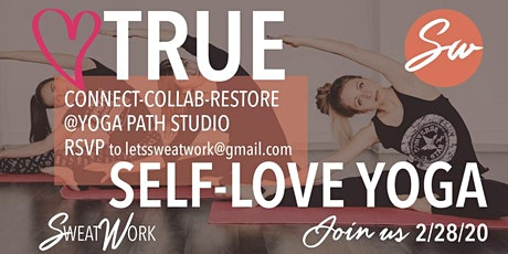 SweatWork | SJ Chapter | Be Your Own Valentine: Self-Love tickets
