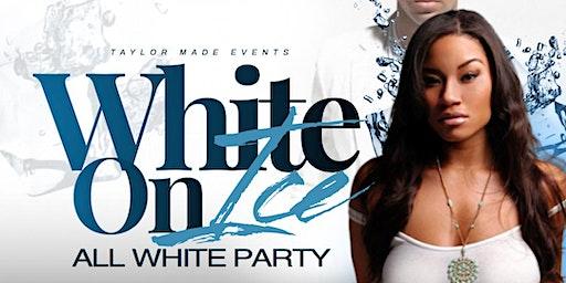 White On Ice ALL WHITE PARTY