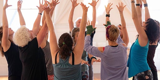 Nia Class and Embodiment Workshop with Mimi Marie