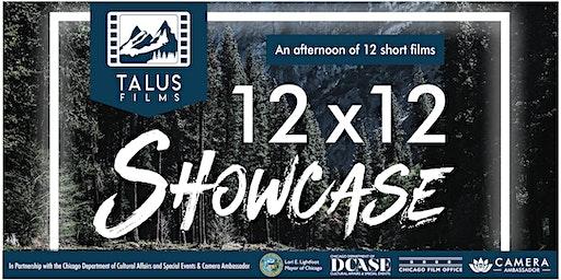 Talus Films 12x12 Screening