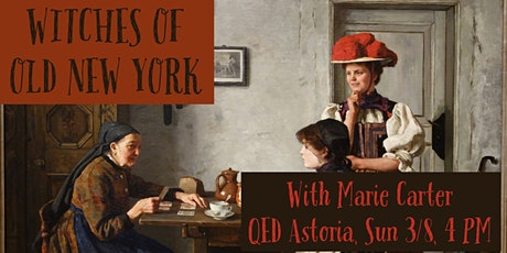 Witches of Old New York tickets