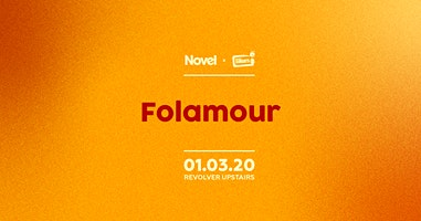 Novel Presents Folamour