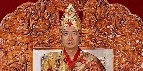 H.H the 42nd Sakya Trizin Rinpoche - Kurukulle Empowerment tickets