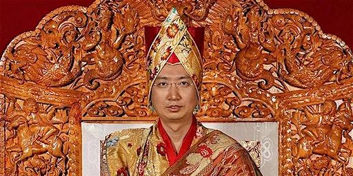 H.H the 42nd Sakya Trizin Rinpoche - Kurukulle Empowerment