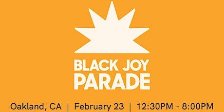 Oakland Black Joy Parade tickets