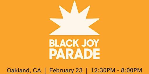 Oakland Black Joy Parade