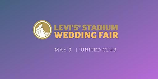 Levi's® Stadium Wedding Fair