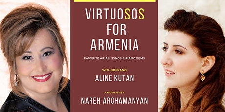 VirtuoSoS For Armenia: In Celebration of International Women's Day billets