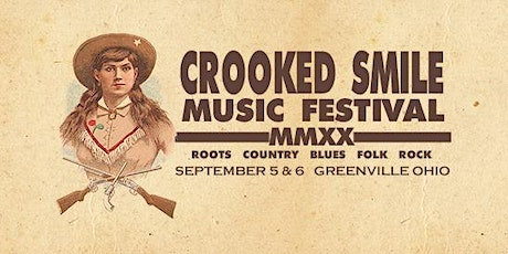 Crooked Smile Music Fest 2020 tickets