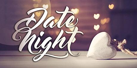 Menu Tasting Date Night tickets