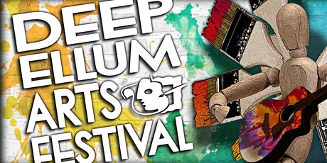 FREE EVENT - DEEP ELLUM ARTS FESTIVAL 2020 tickets