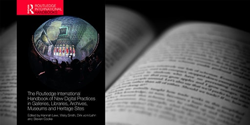 """Book Launch: """"New Digital Practices in GLAM and Heritage"""""""