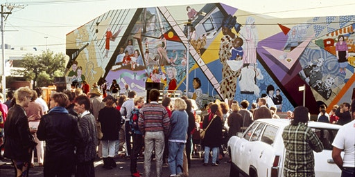 Stronger Together: Re-imaginingthe Women's Mural  - A Virtual Tour