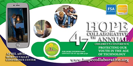 HOPE Collaborative 47th Annual Children's Conference tickets