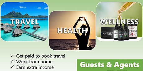 Travel, Health & Wealth Seminar tickets