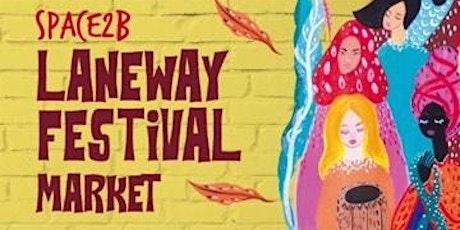 Laneway Festival Market tickets