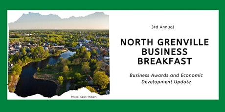 3rd  Annual North Grenville Business Breakfast tickets