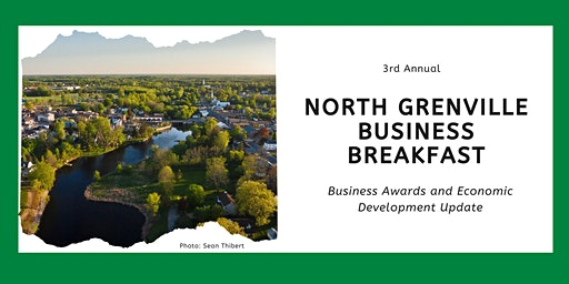 3rd  Annual North Grenville Business Breakfast