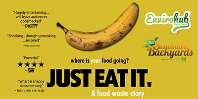 Just Eat It, A Food Waste Film- Whakatāne