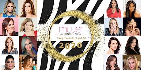 MUJER La Conferencia 2020  boletos