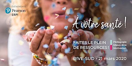 Événement Pearson ERPI - Rive-Sud -21 mars 2020 billets
