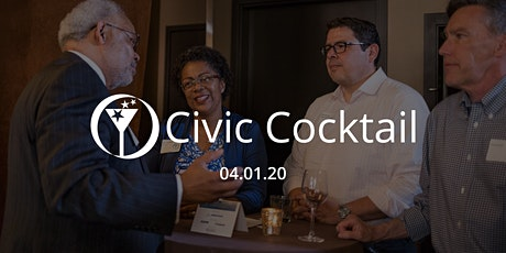 Virtual Civic Cocktail w/Town Hall Seattle 4/1: Douglas, Constantine, Hayes tickets